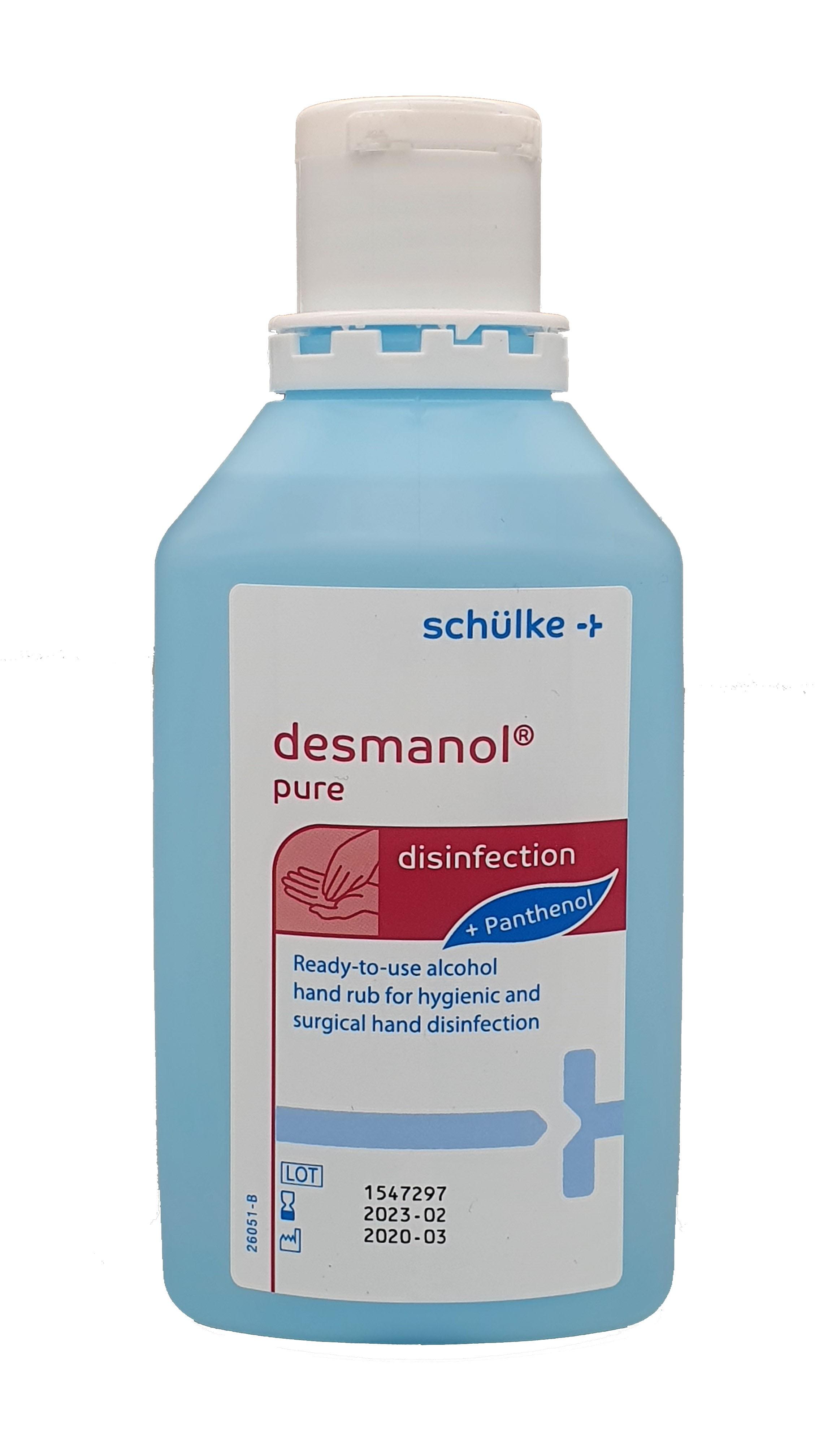 desmanol pure, 500 ml Flasche