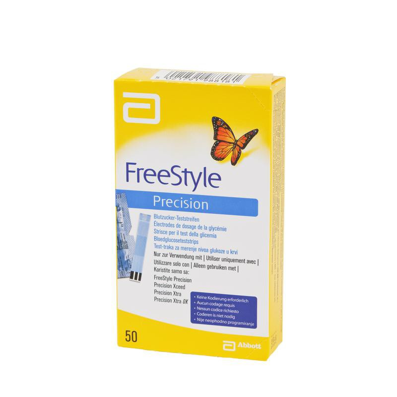 FreeStyle Precision Teststreifen