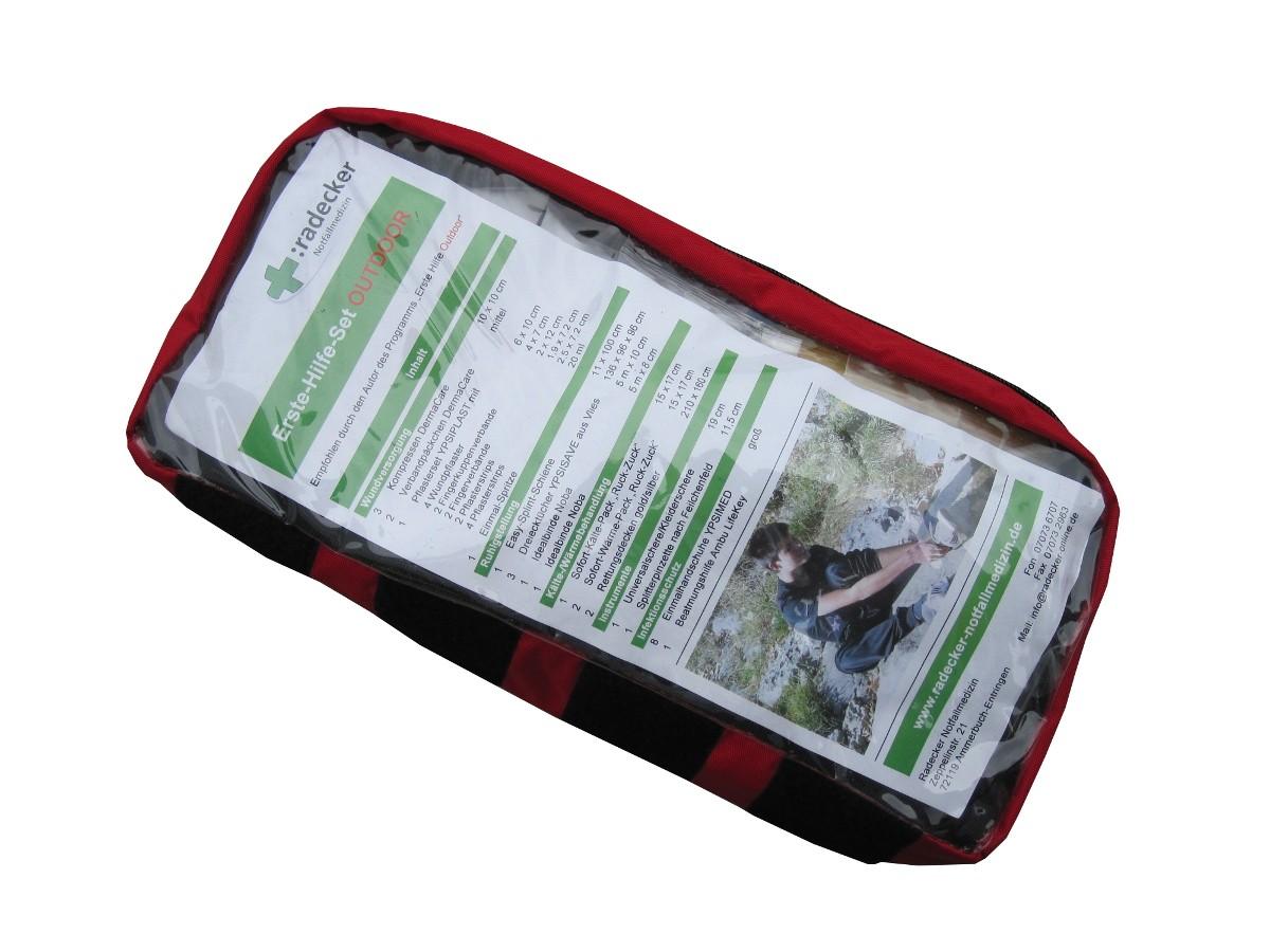 Erste-Hilfe-Set OUTDOOR XL