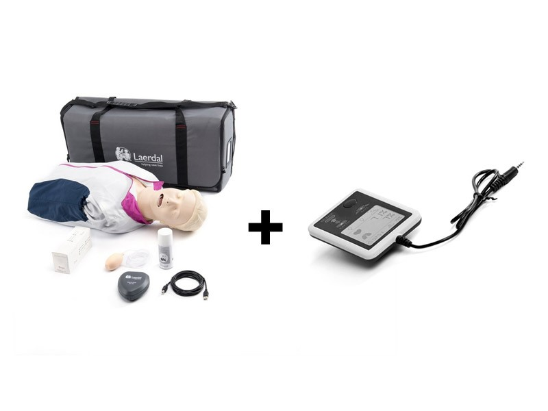 Laerdal Herbstaktion - Resusci Anne QCPR AW + SkillGuide