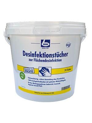 Dr. Becher Desinfektionstücher zur Flächendesinfektion
