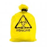 Entsorgungsbeutel für biologisch gefährliche Abfälle