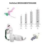 Notfallset MEDIKAMENTENGABE