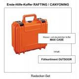 Erste-Hilfe-Koffer RAFTING / CANYONING