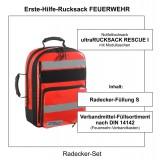 Erste-Hilfe-Rucksack FEUERWEHR