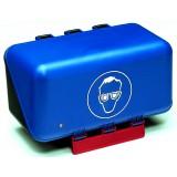 Aufbewahrungsbox für Schutzbrille